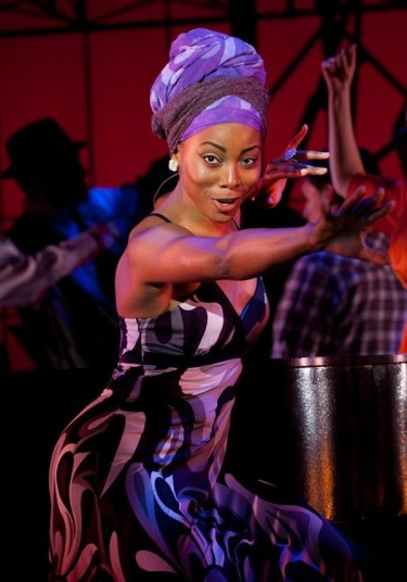 Erica Ash Performance
